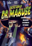 The Return Of Dr Mabuse (Affiche)