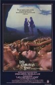 Lady Chatterley's Lover (Affiche)
